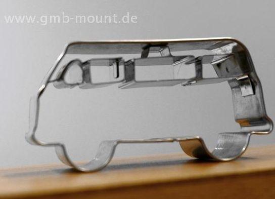 Ausstechform [Syncro] Edelstahl - ca. 7cm
