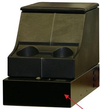 Mittelbox-Erhöhung II