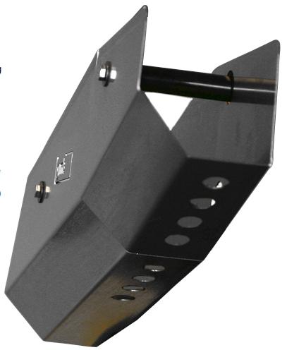 Unterfahrschutz Kraftstoffkühler Td4