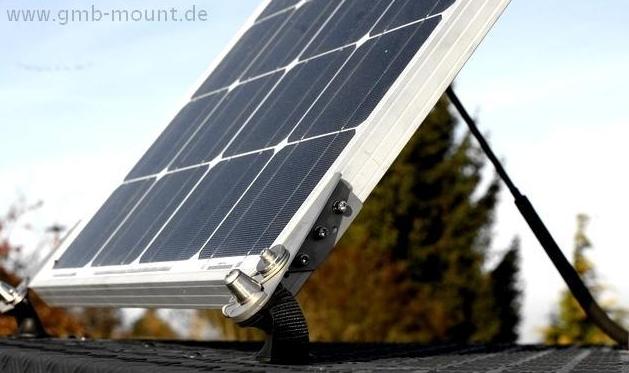 SolarMount die ganze Solarenergie nutzen!