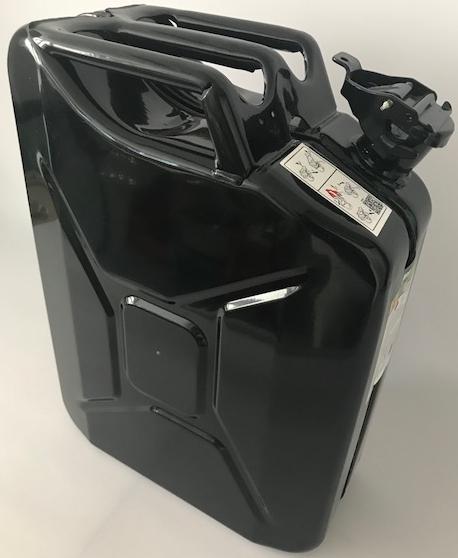 Kanister 20 Liter- schwarz-