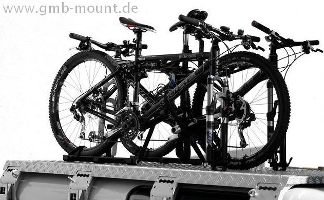 ESEL Fahrradhalterung