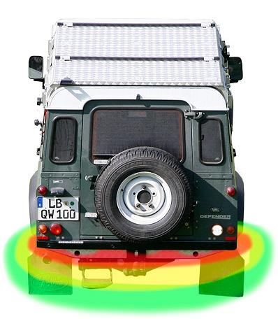 Bosch PDC-System URF7