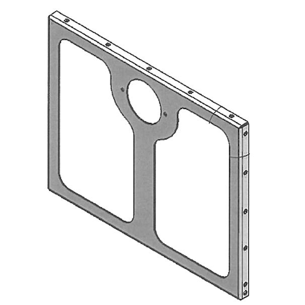 Deckel für Staukiste - Design SW