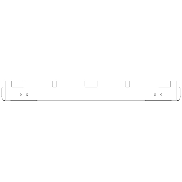 ESEL (G) Scheinwerferblende (sw) G-Klasse 'Alu schwarz'