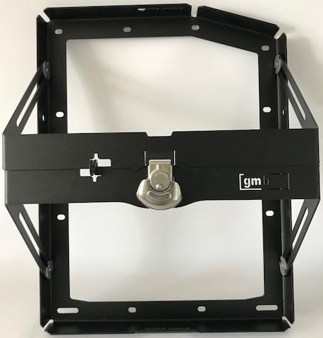 Kanisterhalter GMB II - Schwarz
