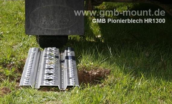 Pionierblech Rallye HR1300
