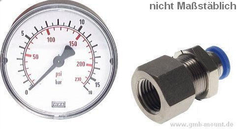 Manometer-Set