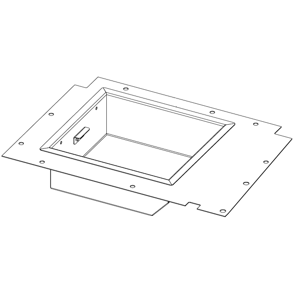 GMB Fußraumbox Links (Td4)